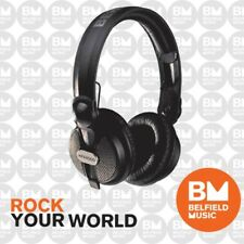 Behringer HPX4000 Closed-Back High-Definition DJ Style Headphones HPX-4000 - New