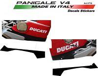 Fasce adesive per carene inferiori Ducati Panigale V4
