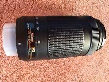 Nikon DX AF-P Nikkor 70-300 mm 4.5-6.3G ED Camera Lens