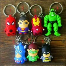 Cute 3D Marvel / Avengers keychain Key Chain (USA SELLER) FREE SHIPPING !