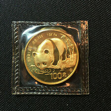 1 oz 1987 Chinese Panda Gold Coin - Sealed