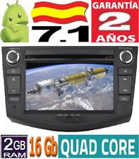 ANDROID 7.1 TOYOTA RAV4 (2007-2012) RADIO COCHE DVD GPS USB CAR WIFI AUTORADIO S