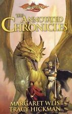 DragonLance Chronicles: The Annotated Chronicles Tracy Hickman Margaret Weiss h1
