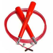 Springseil Kugellager Profi Speed Rope Sprungseil Crossfit Seil Seilspringen