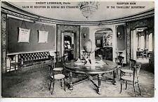 CP 75 PARIS - Crédit Lyonnais - Salle de réception du Bureau des Etrangers