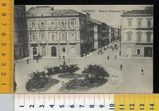 39350] TARANTO - PIAZZA GIORDANO BRUNO _ 1917
