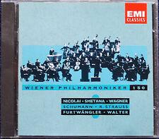 Filarmonica di Vienna 150 Furtwängler Bruno Walter CD Strauss Don Giovanni Wagner