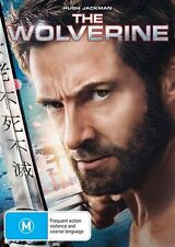 The Wolverine DVD : NEW