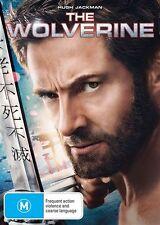 The Wolverine (DVD, 2017)