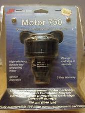 Johnson Pump 750 GPH Replacement Motor f/Ranger
