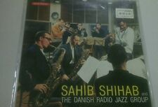 JAPAN PRESSING sahib shihab Danish radio jazz group axen jaedig 1965 lp vinyl DK