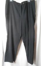 Briggs New York Size 22W Black Trouser Dress pants