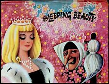 SLEEPING BEAUTY ~ Vintage Children's POP-UP Fairy Tale Story Book