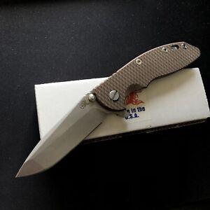 Rick Hinderer XM-18 Spanto Tan