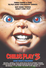 CHUCKY Movie PHOTO Print POSTER Film 1988 Child's Play Bride Of Horror Glossy 01