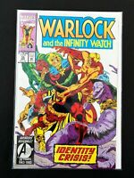 WARLOCK AND THE INFINITY WATCH #15 MARVEL COMICS 1993 NM+
