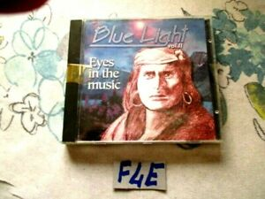 CD MUSICA BLUE LIGHT VOLL II EYES IN THE MUSIC  PER BRANI VEDI FOTO 2 (F4E)