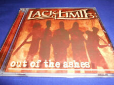 Out of the Ashes von Lack of Limits (2002) CD/ Sehr Gut