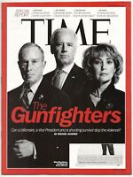 Time Magazine 2013 January 28 - The Gunfighters - Special Report