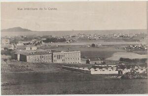 GREECE 1903 KRITI CRETE CHANIA  INSIDE VIEW.