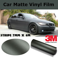 3M™ SCOTCHCAL™ STRIPE FOR WHEEL GRIGIO SCURO METALLIZZATO 7mm x 6 Metri AUTO