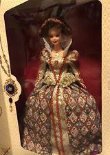 Barbie Doll Elizabeth Queen Great Eras Collection 1994