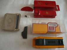 Zigarettenstopfgerät JPS Gizeh Zubehör + 2x250 Zigarettenhülsen