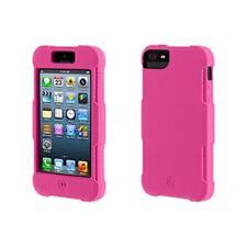 Griffin GB35671 Protector Teléfono Móvil Smartphone iPhone 5 rosa caso cubierta suave