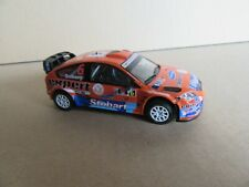 962J Ixo Ford Focus Rs WRC #6 Rally Norway 2009 H Solberg 1:43