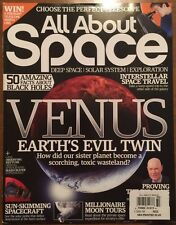 All About Space Venus Earths Evil Twin Perfect Telescope No 32 FREE SHIPPING!