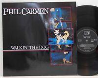 Phil Carmen        Walkin´ the dog           OIS        NM  # B
