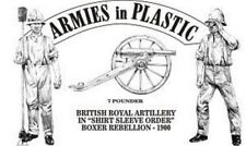 Armies in Plastic - Royal Artillery Shirt Sleeve Order Boxer Rebellion 54mm 1/32