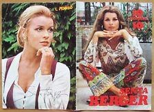 IL MONELLO - Suppl. n.13 del 1974 - INSERTO IO PROPRIO IO - SENTA BERGER*