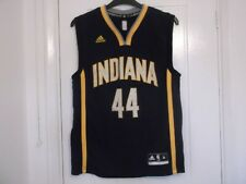 New listing INDIANA PACERS NBA JERSEY MEDIUM SIZE 42 INCH ADIDAS MAKE