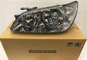 LEXUS OEM FACTORY DRIVERS HEADLAMP LENS & HOUSING 2004-2005 IS300 81185-53160