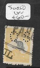 AUSTRALIA (P2811B) ROO 5/- OS SGO50  VFU