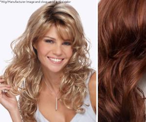 Imperfect Estetica Becky Wig - Synthetic - Color RH31 Dark Auburn