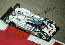 Neel JANI Signed Autograph Photo C PORSCHE World Endurance Driver  AFTAL COA