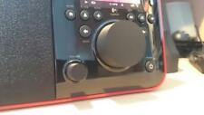 Neue Drehknöpfe / Knobs für/for Squeezebox Radio aus dem 3D-Druck, teillackiert