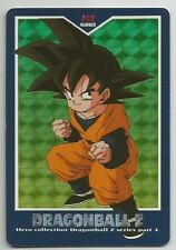 Carte Dragon ball Z GT Hero collection Card Part 4 dbz prism N 403