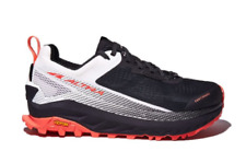 Altra Mens Olympus 4 Trail Running Shoe Zero Drop Cushioned