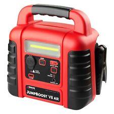 Wagan JumpBoost V8 12V Portable Battery Jump Starter w Air Compressor