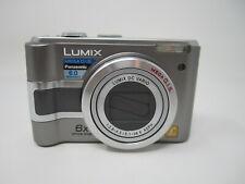 Panasonic LUMIX DMC-LZ5 6.0MP Digital Camera Silver Works