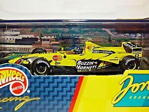 """Hot Wheels Racing 1999 Jordan 199 """"Damon Hill"""""""