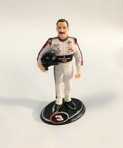 Vintage Dale Earnhardt Sr Figurine 2004 Dale Earnhardt Figure Nascar Figurine