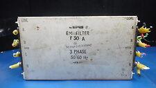 SRE EMI FILTER Y 30 A 30 AMP 250 / 440 VAC 3 Phase 50/60 Hz