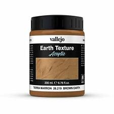 Vallejo Model Color 200 ml Stone Textures - Brown Earth