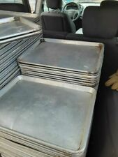 15 Commercial Grade 13 X18 Half Size Aluminum Sheet Pan Baking Bread Cookie Pans