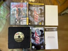 007 Everything or Nothing AUTHENTIC Original GameCube COMPLETE Registration Card