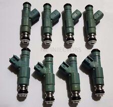 MerCruiser Fuel Injectors 2002-2009 350 MAG MPI # 0M3000000+ Rebuilt Tested